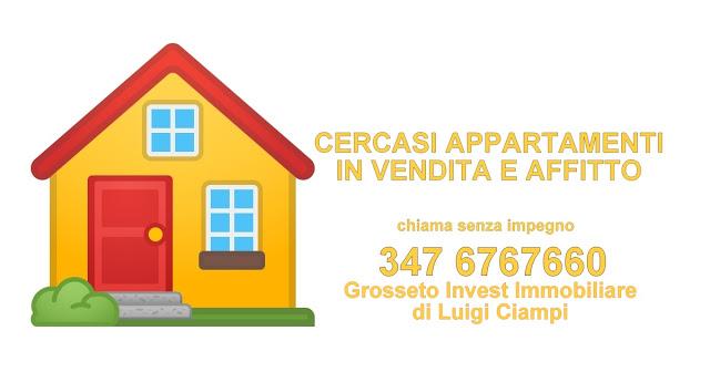 Grosseto Invest Immobiliare Appartamenti e case in vendita a Grosseto nella zona del tribunale