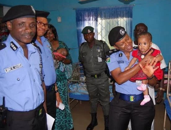 woman steal sister baby ebonyi