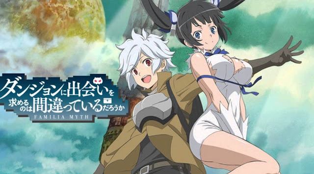 Rekomendasi Anime Action Fantasy