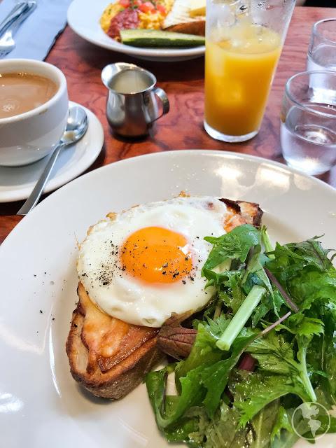 Onde tomar café da manhã em Tóquio