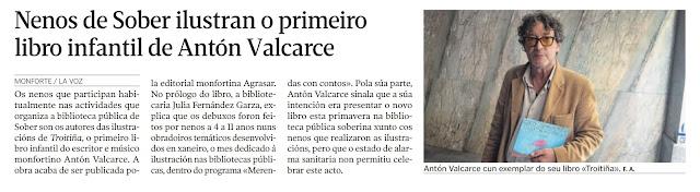 https://www.lavozdegalicia.es/noticia/lemos/sober/2020/06/25/span-langglnenos-sober-ilustran-primeiro-libro-infantil-anton-valcarcespan/0003_202006M25C4993.htm?fbclid=IwAR2QCWxMazXUj21M_Db6H64oqxE8_OzomgHQpqwIlgTCUwAPGZS69x1wVSY