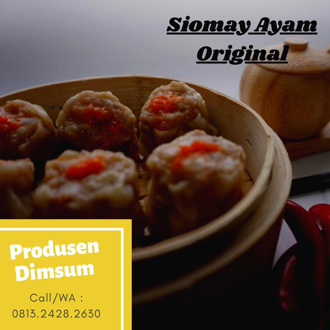 Ayam Original - Produsen Dimsum Masgaz, Produen Diomay