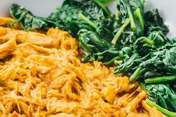 Healthy Recipes | Pulled Tandoori Chicken