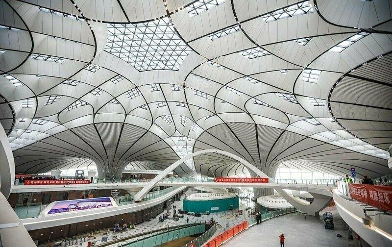 el aeropuerto de pekin