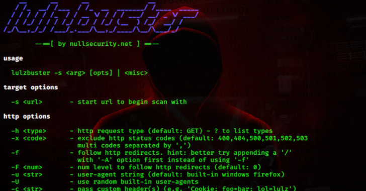 Lulzbuster : A Very Fast & Smart Web Directory