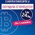 Compra Bitcoins en ArgenBTC con Acreditación de transferencias bancarias automáticas las 24 horas.
