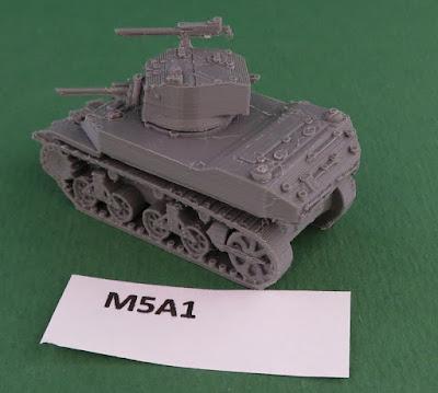 Stuart Tank picture 10