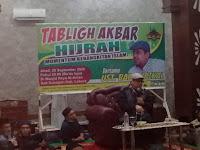 Hijrah; Ustadz Babe Haikal Mengisi Acara Tabligh Akbar di Labura