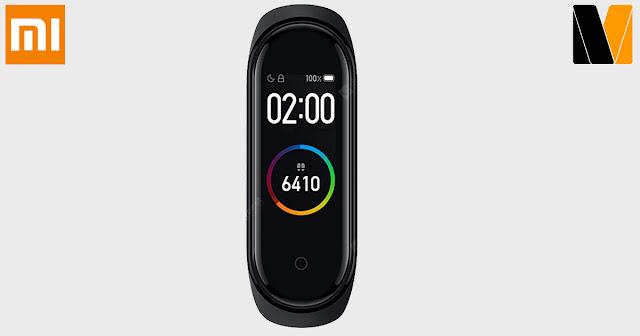 Display : Smart Bracelet International Brand Xiaomi Mi Version Black ( Discount 27%OFF )