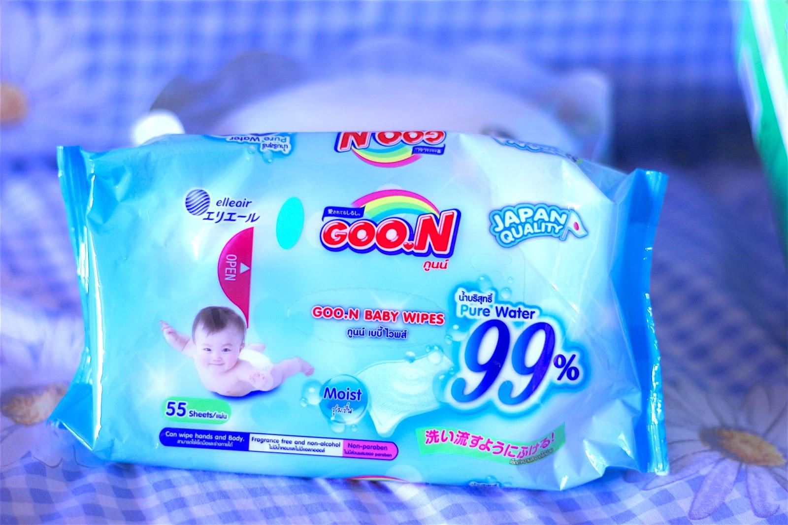 3 KAWAII GOO.N Japan Baby Product \ LAZADA MALAYSIA