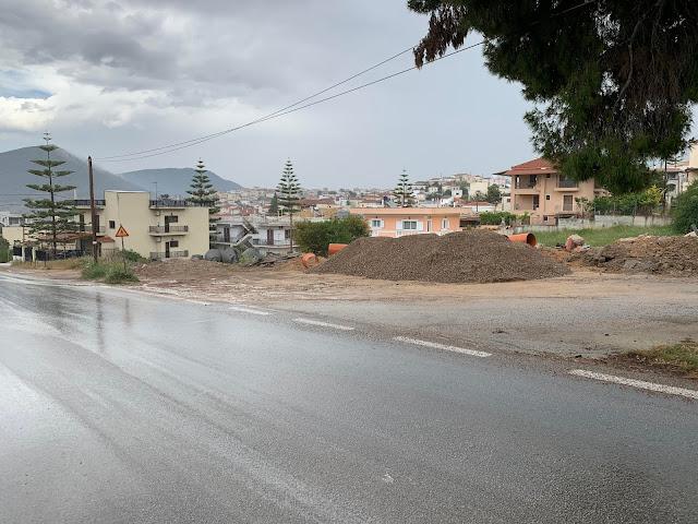 Η απάντηση του Δημάρχου Ερμιονίδας σε ψευδή καταγγελία για «Επικίνδυνα μπάζα στον περιφερειακό δρόμο Κρανίδι – Ερμιόνη»