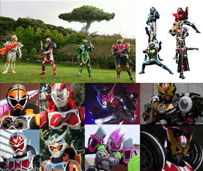 Kamen Rider Revice - Legend Rider Powers Rumor
