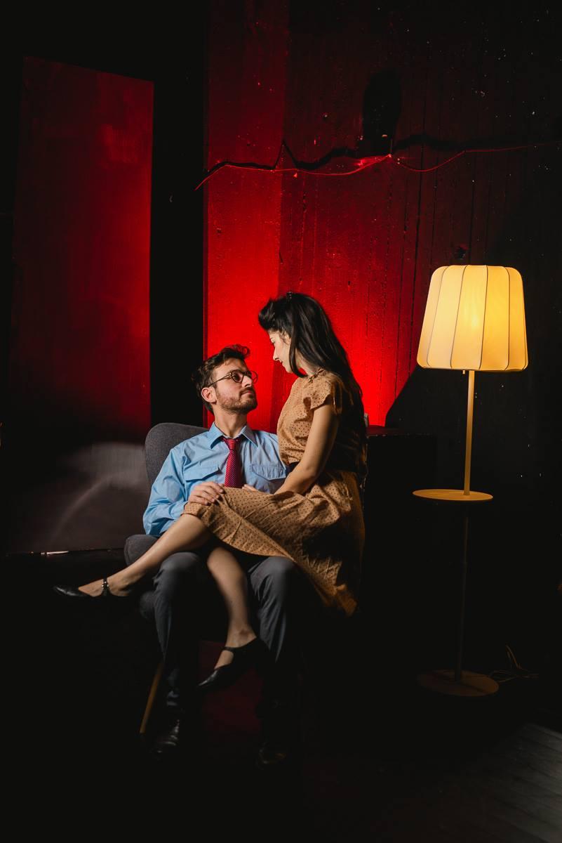 Ιωάννινα:Δεύτερη εβδομάδα παραστάσεων για   τον «Εραστή» στο Θέατρο Έκφραση!