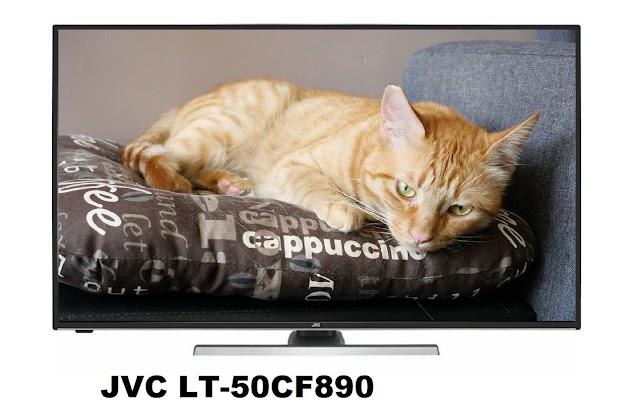 JVC LT-50CF890 4k Smart TV
