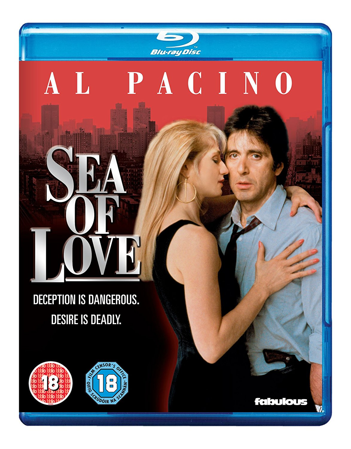 Kiss Me Deadly! Al Pacino Swims The 'sea Of Love', Out Now On Uk Bluray