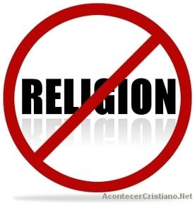 Personas sin religión