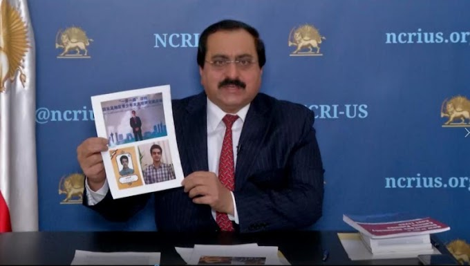 "NCRI-US Briefing, ""IRAN: Vulnerable Regime Dials Up Domestic Suppression, External Aggression"""