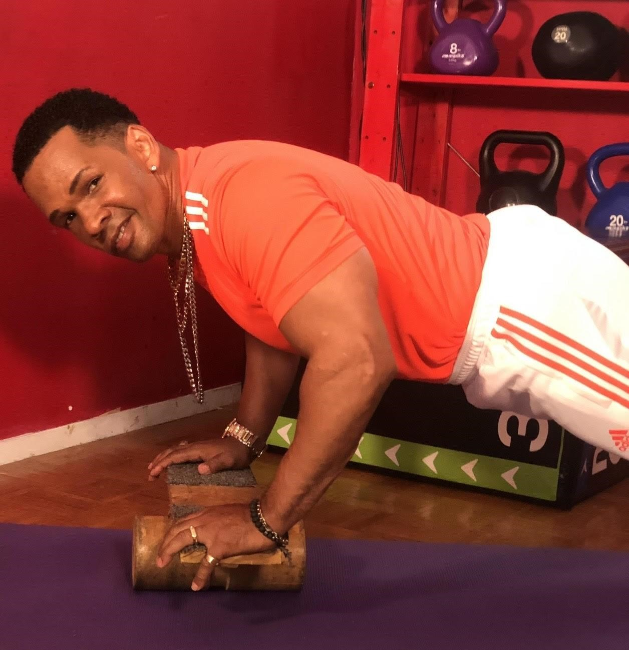 Lancelot Theobald Jr. Pushing Fundraising to the Limit in Bid to Surpass 75,000 Push-ups and Donate $75,000 for Homelessness