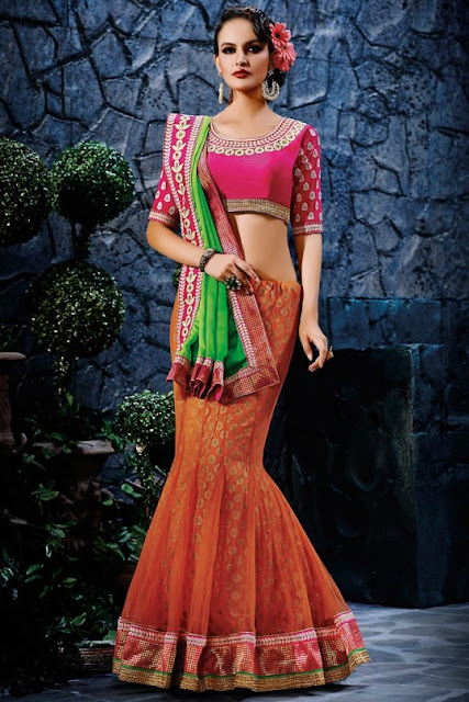 latest-lehenga-saree-indian-blouse-designs-2016-17-for-women-6