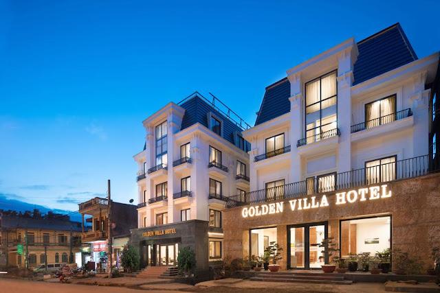 Sapa golden villa hotel