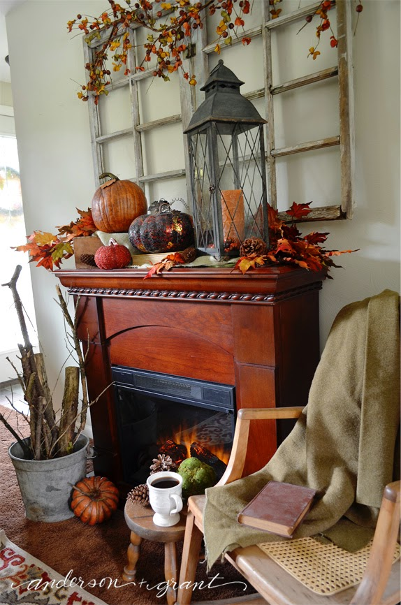 Decorating My Apartment Living Room: Decorating My Living Room For Fall