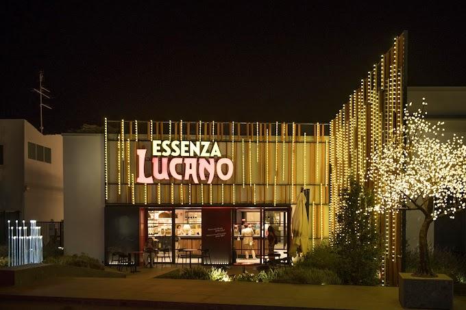 Lucano 1894 ha aperto le porte di Essenza Lucano per accogliere i protagonisti di Food For Earth