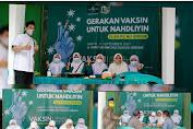 Fatayat NU Dukun Peduli Gerakan Vaksin Warga Nahdliyin juga Masyarakat Umum
