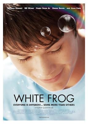 Poster de White Frog - Todos son diferentes. . . algunos más que otros