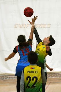 Juegos Escolares Aranjuez Baloncesto Niños