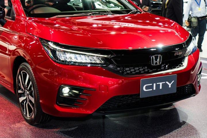 Honda City 2020 ra mắt tại Ấn Độ - thêm nhiều tính năng mới lạ