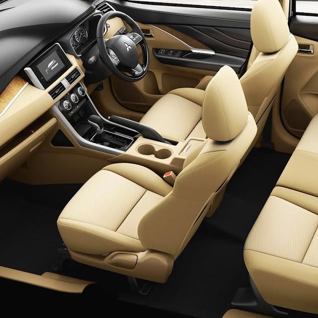 interior xpander ultimate