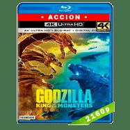 Godzilla II: El rey de los monstruos (2019) Ultra HD BDREMUX 2160p Latino