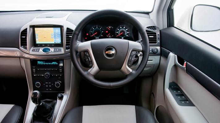 Uji Jalan Chevrolet Captiva - Auto Je-Jo Info Mobil ...