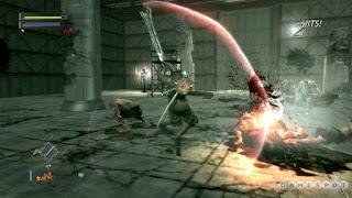 شرح تحميل وتتبث لعبة الاكشن ومغامرات النينجا المشهورة Ninja Blade كاملة ومضغوطة بحجم خفيف