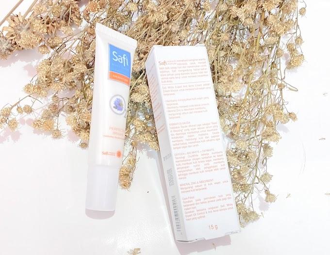 Review Safi White Expert Oil Control & Anti Acne Cream