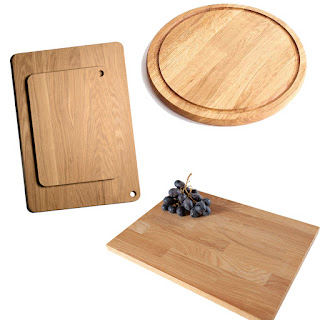 Thớt làm từ gỗ Oak