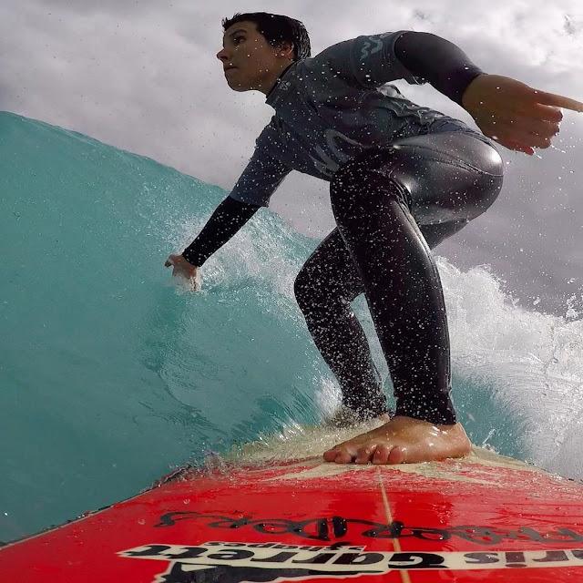 surfer mum