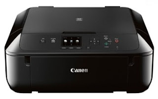 Beyond the basics, the Canon Pixma MG5720 offers mobile printing and scanning, as well as the ability to print from selected websites