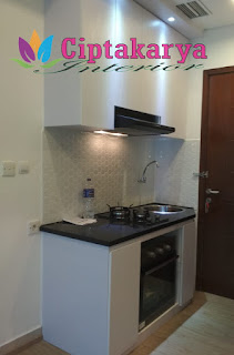 kitchen-set-studio-Apartemen-Capitol-Park