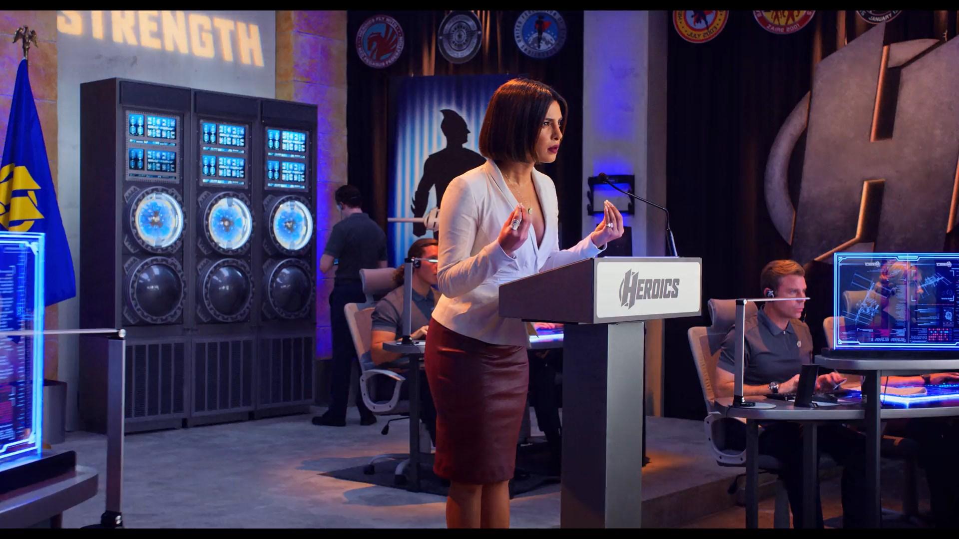 Superheroicos (2020) 1080p WEB-DL Latino