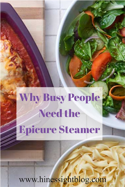 Learn why this Epicure steamer is a must-have kitchen tool for busy people