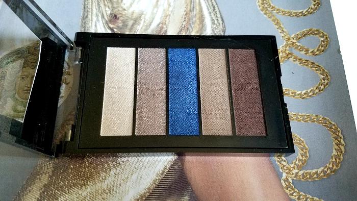 L´Oréal Paris - La Petite Eyeshadow Palette - Stylist - Review Swatches - Madame Keke Luxury Beauty Blog