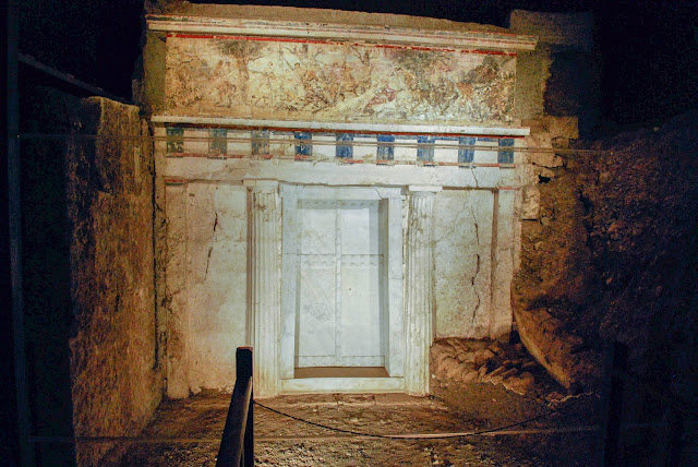 Tombs of the family of Alexander the Great finally giving up their secrets after 2,300 years