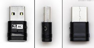 Etekcity AC600 Wi-Fi Dual Band USB Adapter