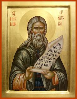 St. Herman of Alaska Daniel Neculae