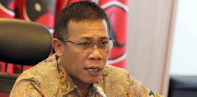 Ditanya soal Dewi Tanjung, Masinton: Yang Pasti Biaya Perawatan Novel Rp4 Miliar?