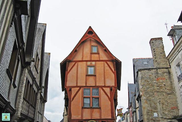 Vitré, Bretaña Francesa
