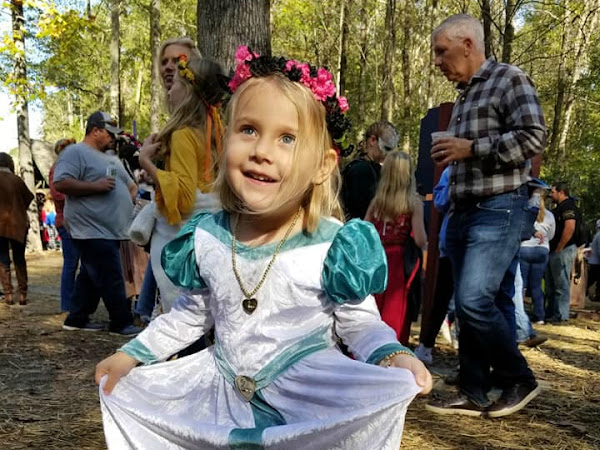 Don't Miss the Carolina Renaissance Festival, Through November 24, 2019