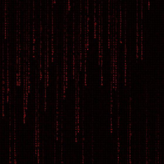 Matrix [RED] Wallpaper Engine