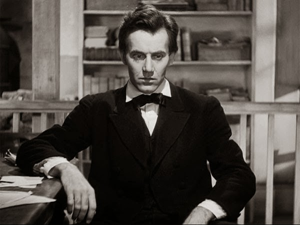 Henry Fonda in Young Mr. Lincoln